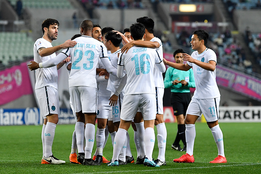Pohang into 2nd round in Asian Champions League