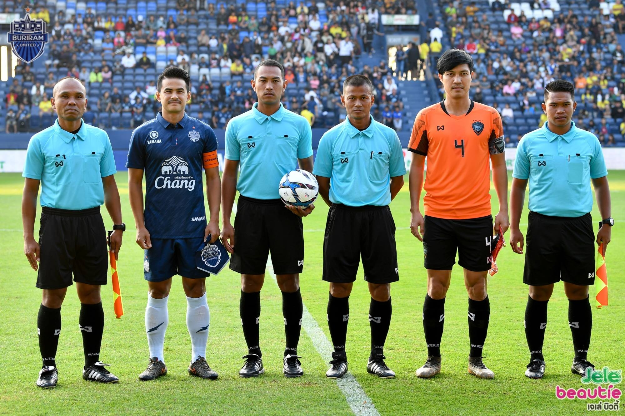 2018 FEB,3 FRIENDLY MATCH BURIRAM UNITED 1- 0 NAKHONRATCHASIMA FC