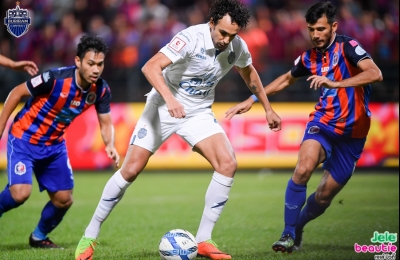 2017 MAR,11 TTL-6 PORT FC 0 - 0 BURIRAM UNITED