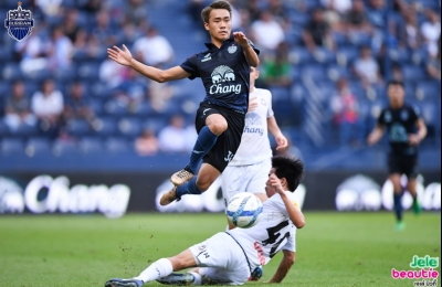 2017 MAY,17 TTL-15 BURIRAM UNITED 3 - 0 SUPHANBURI FC