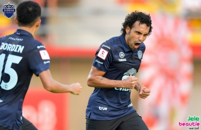 2017 MAY,21 TTL-16 BEC TERO 2 - 2 BURIRAM UNITED