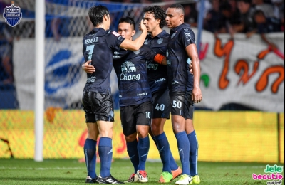 2017 MAY,27 TTL-17 BURIRAM UNITED 2 - 1 BANGKOK UNITED