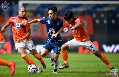 2018 FEB,9 TTL-1 BURIRAM UNITED 2 - 1 RATCHABURI FC
