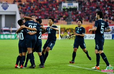 2018 FEB,14 ACL-1 GUANGZHOU EVERGRANDE 1 - 1 BURIRAM UNITED