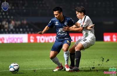 2018 FEB,18 TTL-2 BURIRAM UNITED - BANGKOK GLASS FC