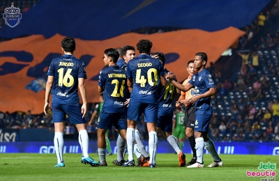2018 MAR,2 TTL-4 BURIRAM UNITED 3 - 0 PT PRACHUAP FC