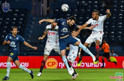 2018-06-30 TTL-21 BURIRAM UNITED 2-1 TRUE BANGKOK UNITED