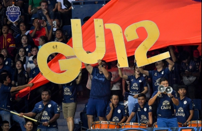 TTL-2 BURIRAM UNITED 4-0 CHONBURI FC (2020 FEB,22)