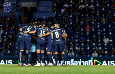 TTL-11 BURIRAM UNITED 2-3 MUANGTHONG UNITED (2020 OCT,31)