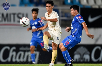 TTL-16 CHONBURI FC 0-2 BURIRAM UNITED (2020 DEC,26)