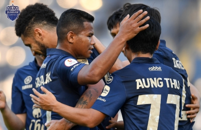 TTL-17 BURIRAM UNITED 3-0 RATCHABURI FC (2021 FEB,6)