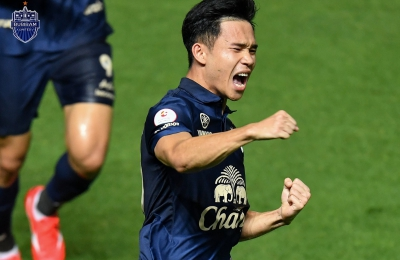 TTL-22 BURIRAM UNITED 1-0 CHIANGRAI UNITED (2021 FEB,24)