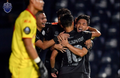 FA-8 BURIRAM UNITED 2-0 MUANGTHONG UNITED (2021 APR,3)