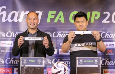 Buriram to face Sisaket in FA Cup semifinal