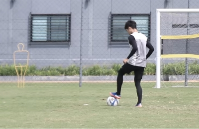 BURIRAM UNITED FDP - FIRST TOUCH