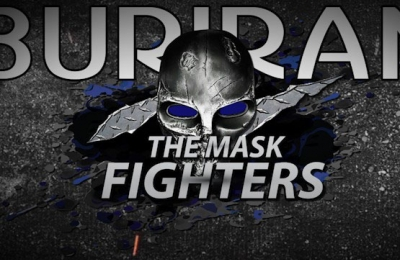 BURIRAM THE MASK FIGHTERS 2017