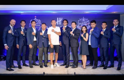 BURIRAM HUBLOT LUXURY BRAND PARTNERSHIPS