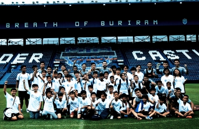 บรรยากาศ BURIRAM UNITED FDP Training Camp 2 July - 6 July 2017