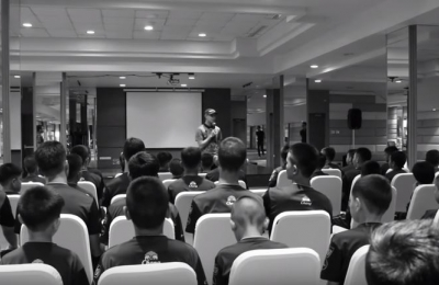 BURIRAM UNITED ACADEMY TRIAL ON TOUR 2017 FINAL EP. 1