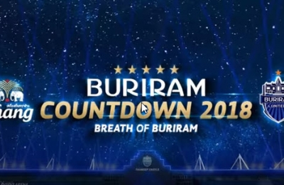 Chang BURIRAM COUNTDOWN 2018 BREATH OF BURIRAM