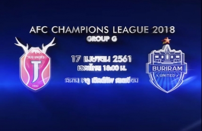 Trailer ACL 2018 Jeju United VS Buriram United